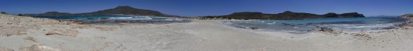 Entre las dos playas - Simos