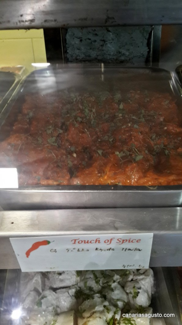 Touch of Spice - Chicken Tikka Malai