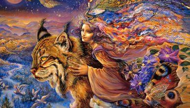 horoscopo nativo americano pintura totem