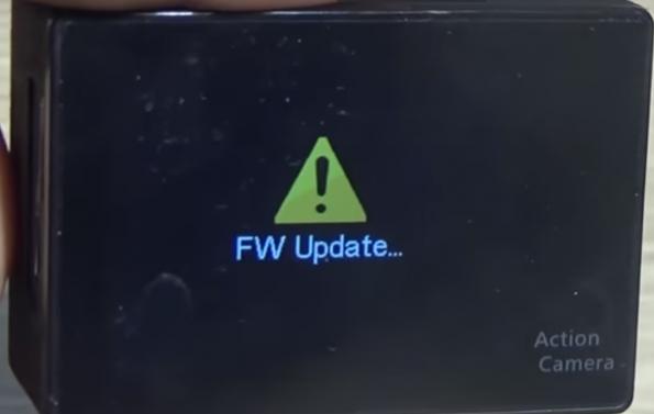 Actualizando firmware Eken H9