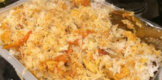 A disfrutar de arroz indio