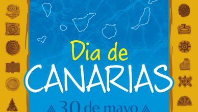 Cartel Dia de Canarias