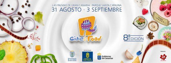 Cine mas food LPA 2017