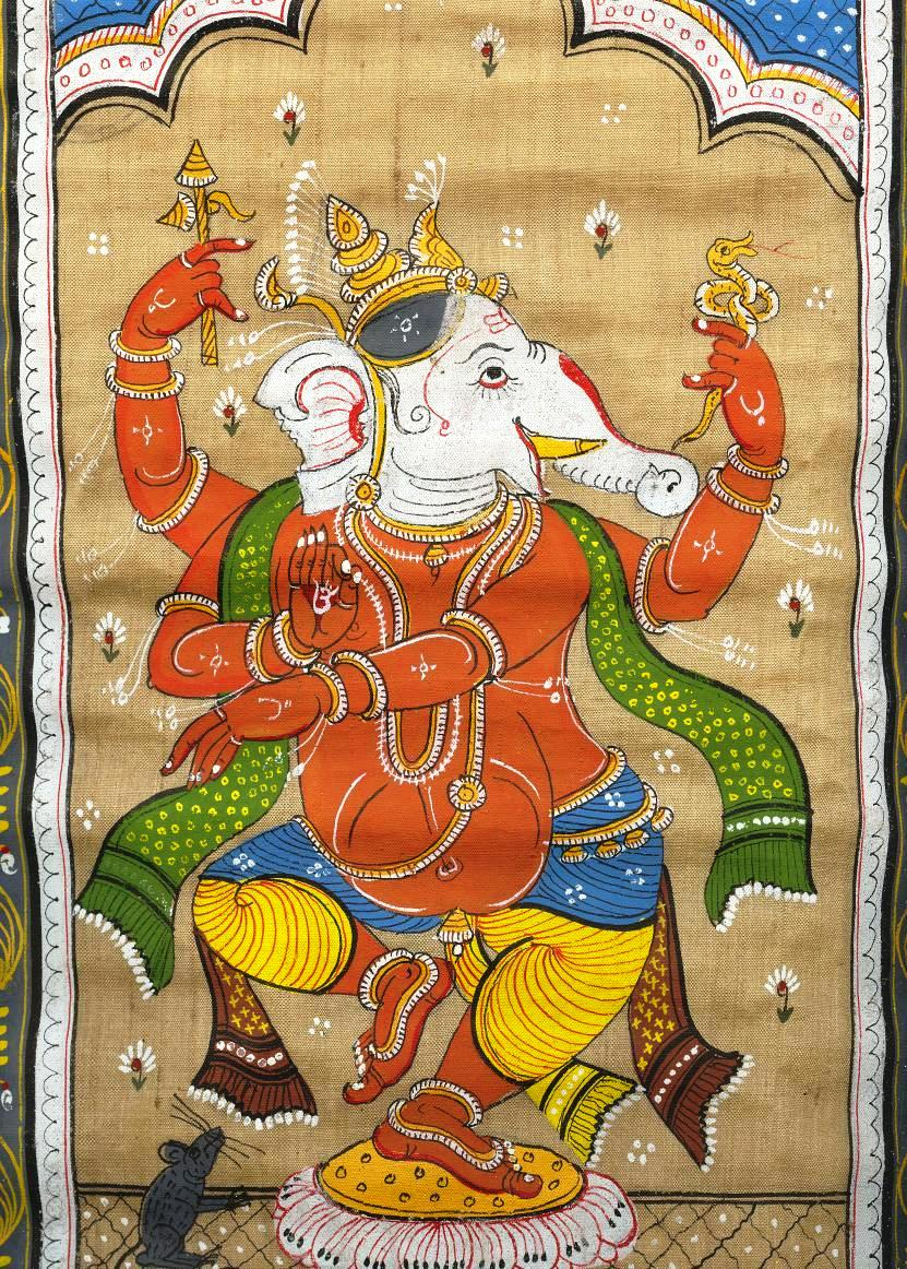 Ganesh - Senor de los Ganas