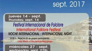 Mogán Día Mundial del Turismo 2017 - C.C. Puerto Rico