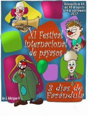 XI Festival Payasos 2017 Valsequillo