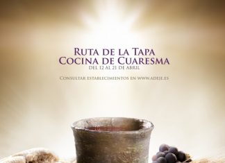 Ruta Cuaresma Tapas Semana Santa 2019
