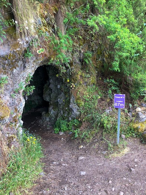 Ruta Marcos y Cordero - Tunel 1