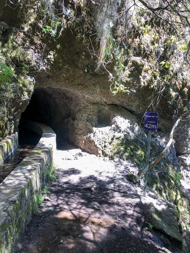 Ruta Marcos y Cordero - Tunel 11