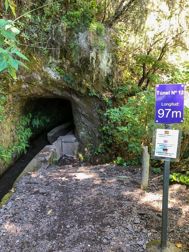 Ruta Marcos y Cordero - Tunel 12