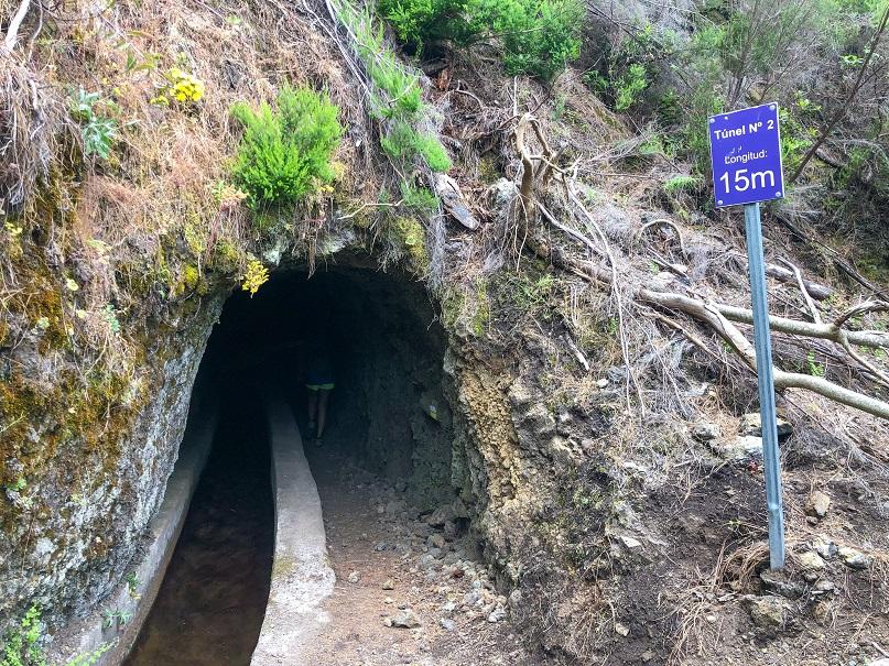 Ruta Marcos y Cordero - Tunel 2