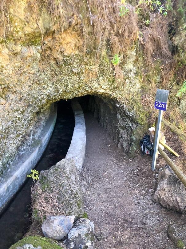 Ruta Marcos y Cordero - Tunel 4