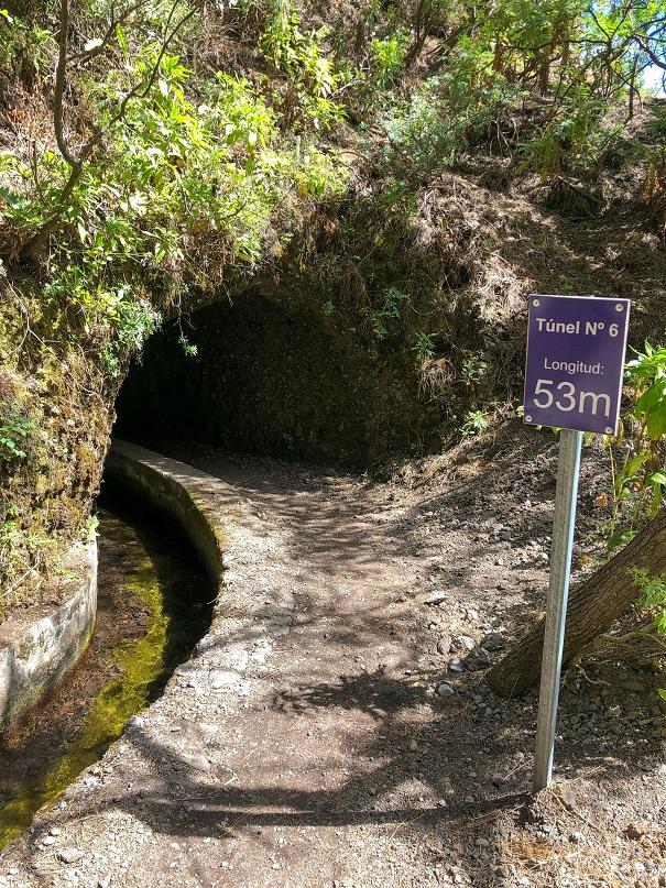 Ruta Marcos y Cordero - Tunel 6