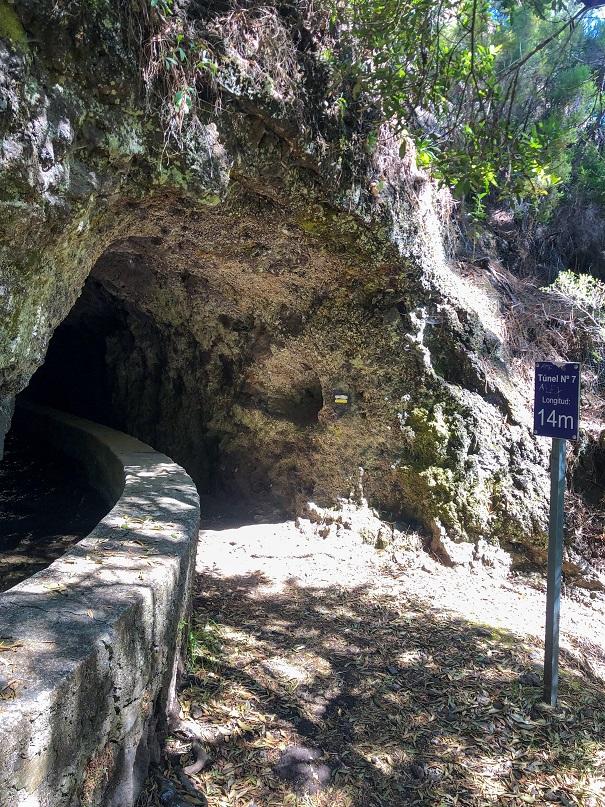 Ruta Marcos y Cordero - Tunel 7