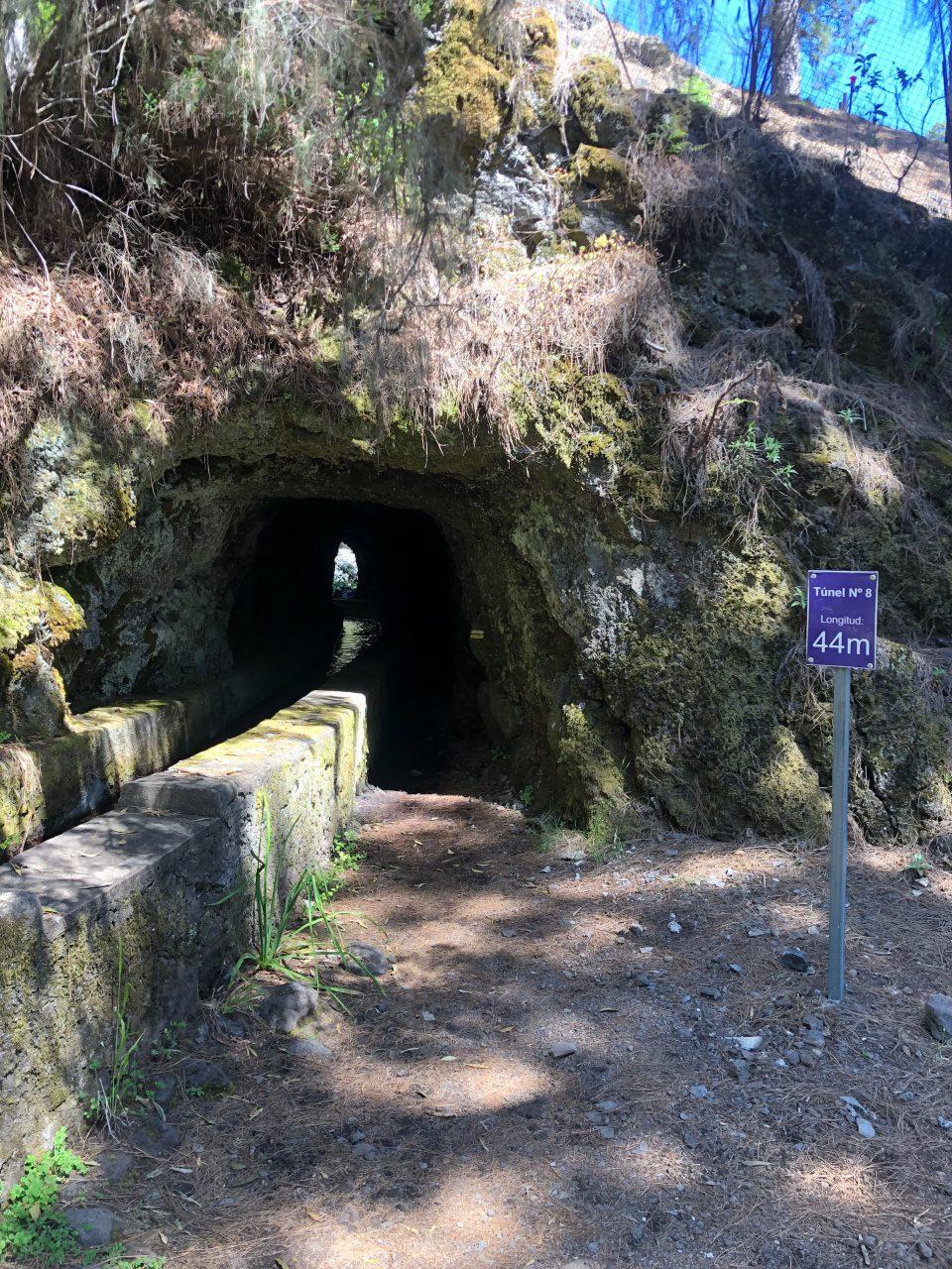 Ruta Marcos y Cordero - Tunel 8