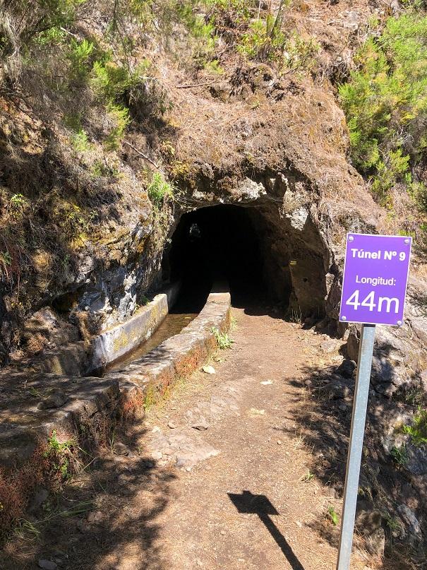 Ruta Marcos y Cordero - Tunel 9