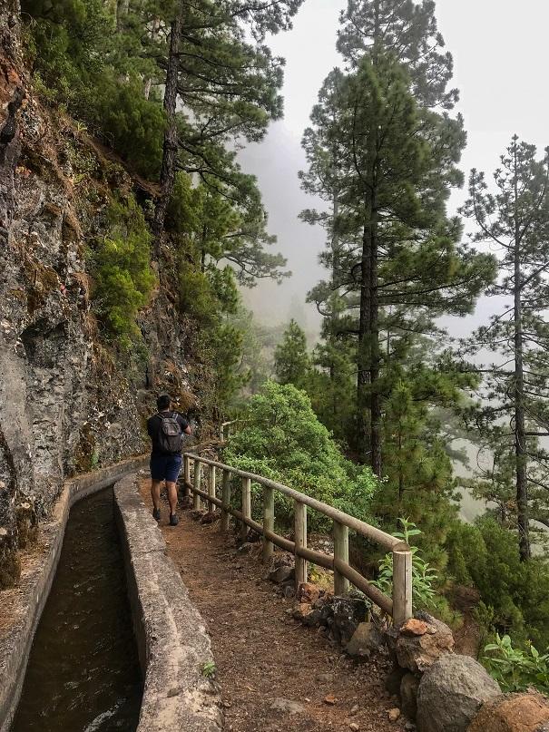 Ruta Marcos y Cordero - Caminando con la corriente