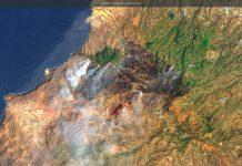 Sentinel 2A 19 Agosto Gran Canaria
