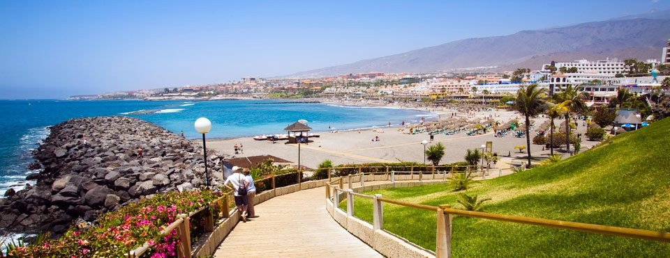 Torviscas Beach - Playa Fañabe