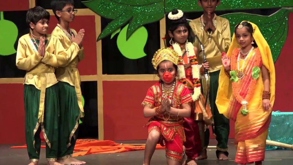 Hanuman Chalisa Celebrando Jayanti
