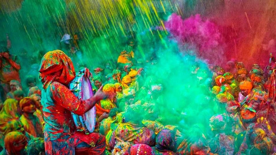 Holi Festival Colores Canarias