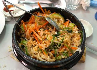 Bibimbap Mixed - Kim's Pojangmacha