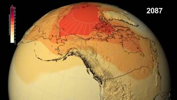 La tierra en 2099