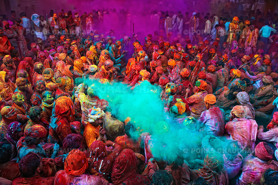 Holi - festivo - hinduismo