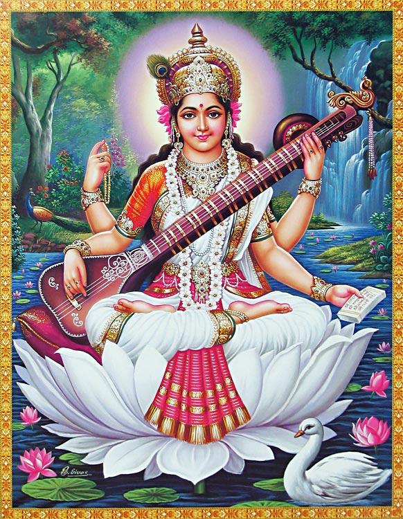 Saraswati - diosa
