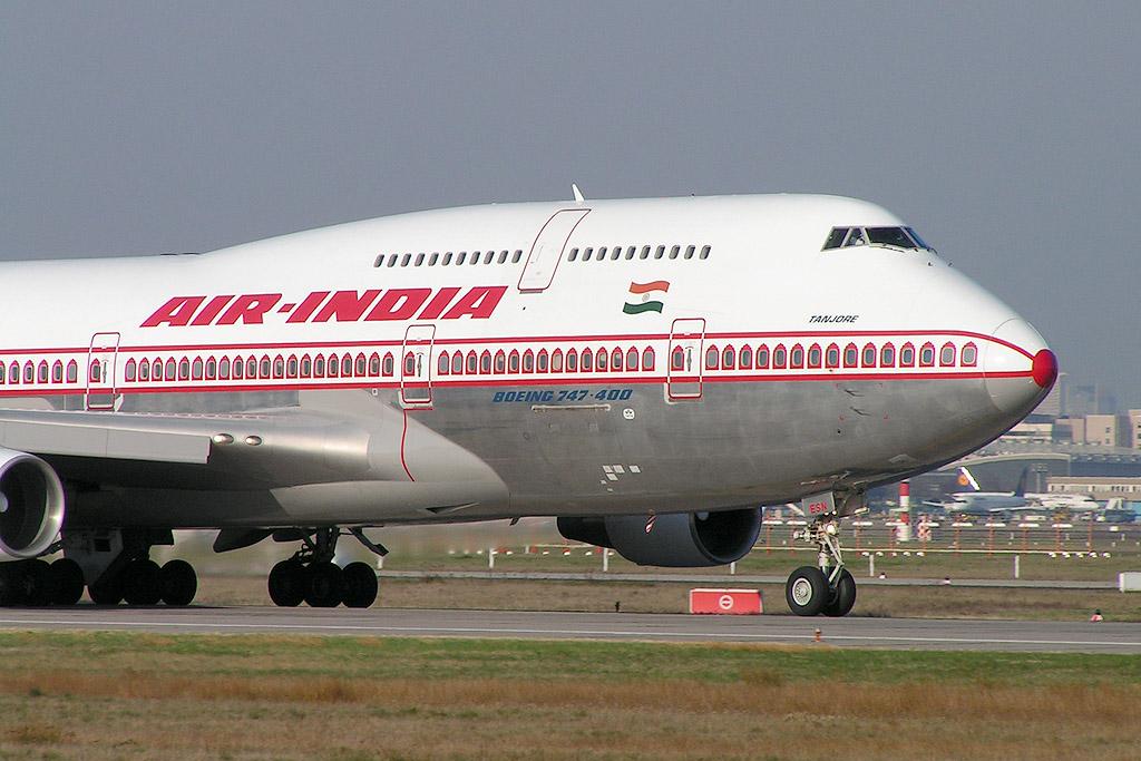 Vuelo Air India