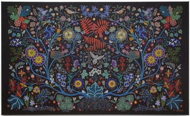 Christi Belcourt - Wisdom of the Universe