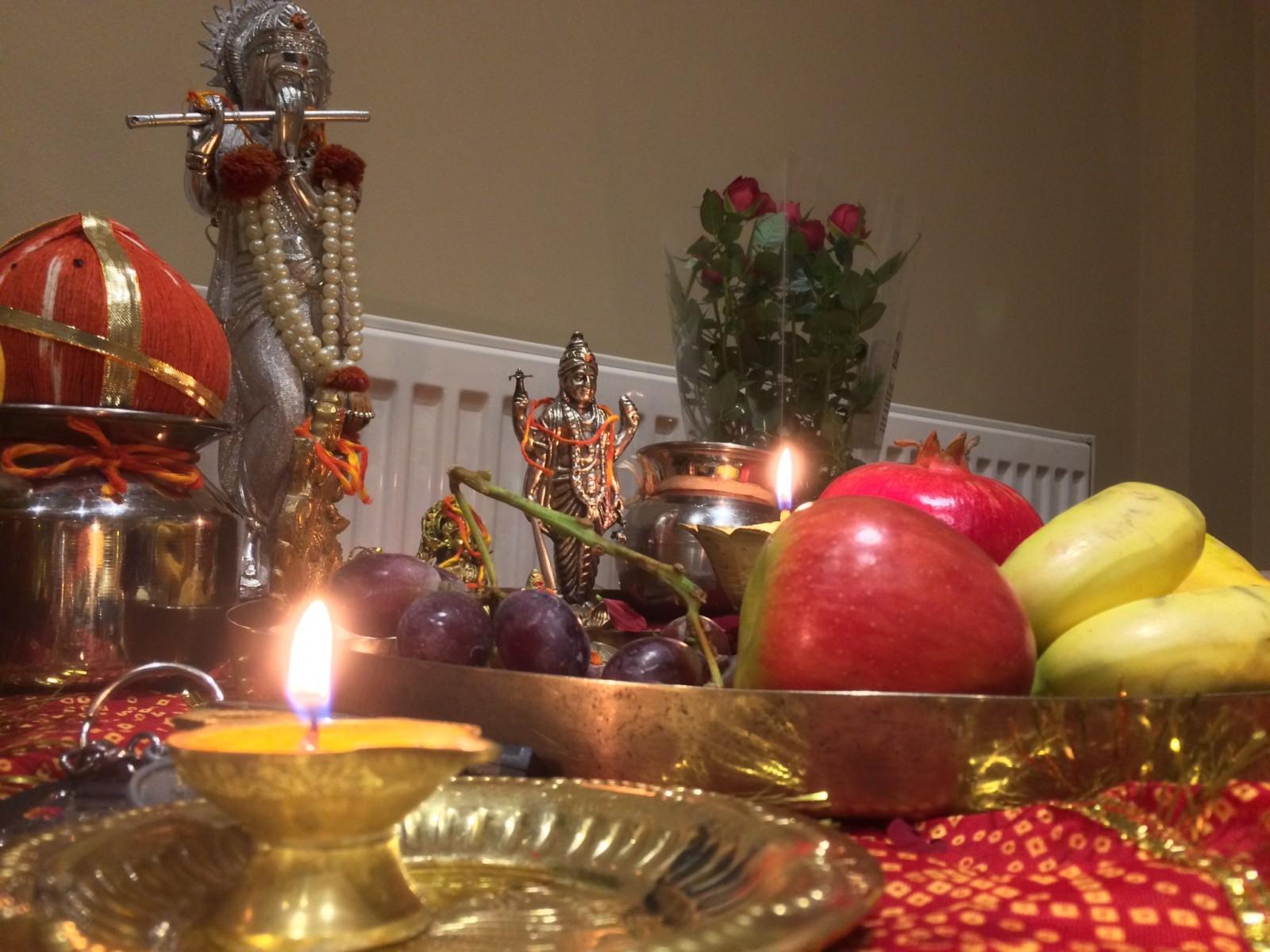dioses hindues diwali 2016