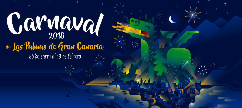 Carnaval Las Palmas de Gran Canaria 2018