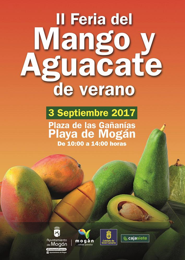 II Fera del Mango y Aguacate de Verano - Mogan
